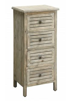 43381 Four Drawer Chest