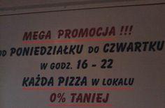 Mega promocja to za mało powiedziane. Polish Memes, Just For Fun, Good Mood, Poland, Geek Stuff, Jokes, Lol, Entertaining, Humor