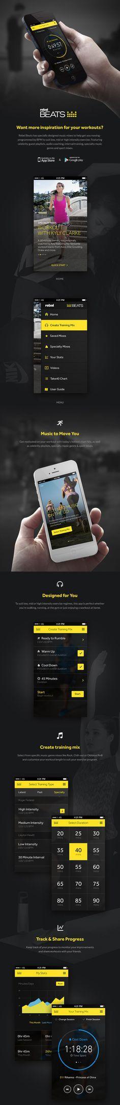 Daily Mobile UI Design Inspiration #242