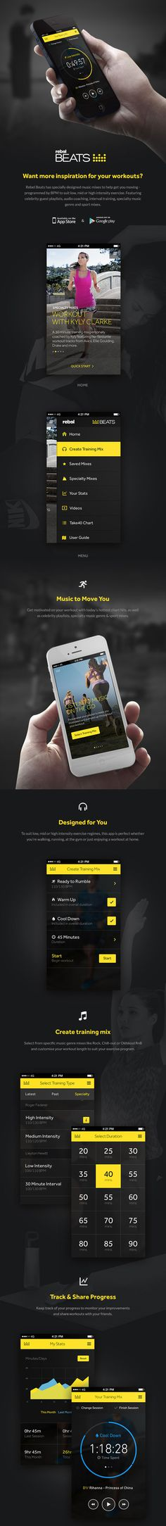 Daily Mobile UI Design Inspiration #242