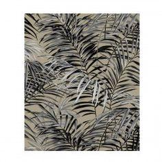 Rideau taupe Palm Spring Thevenon