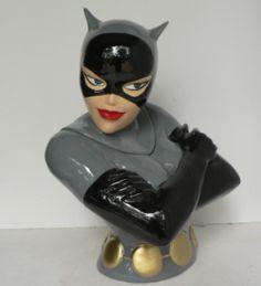 Super Hero Cookie Jars
