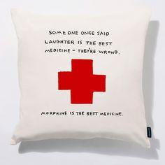 Fancy - Cartoon Pillow