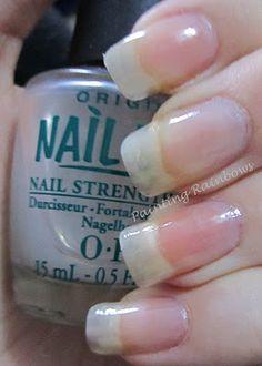 OPI Nail Envy Original - makes your nails longer and stronger