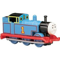 The original Thomas the Tank Engine toy...spent a fortune as a kid collecting these!