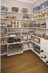 5 Secrets to an Organized Pantry from NAPO Business Partner, Organized Living