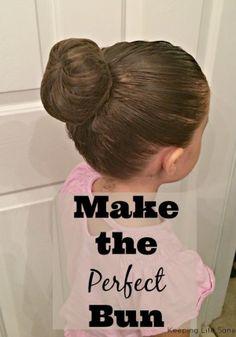 Make the Perfect Bun