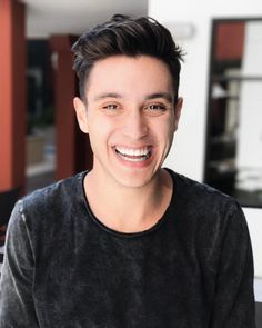 """203.4k Likes, 1,032 Comments - Gabriel Conte (@gabrielconte) on Instagram: """"smile more :)"""""""