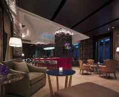 25 March 2015 InterNations Istanbul March Newcomers' Event Le Bar Shangri-La Bosphorus