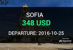 Flight from Philadelphia to Sofia by Qatar Airways #travel #ticket #flight #deals   BOOK NOW >>>