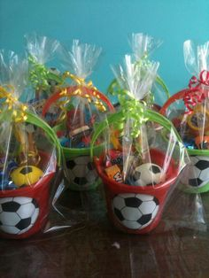 Recuerdo para fiestas fútbol Soccer Birthday Parties, Sports Birthday, Soccer Party, Birthday Party Themes, Little Man Birthday Party Ideas, Soccer Birthday Cakes, Soccer Gifts, Kids Football Parties, Football Decor