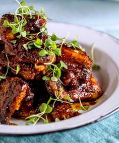 Indian Sticky Chicken