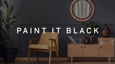 Shading your walls in black may not be the first thing that comes to mind when you're considering paint colors. But black has a daring all its own that can bring character and chicness to your space. Horse Farms, Luxury Real Estate, Your Space, Paint Colors, Bring It On, Walls, In This Moment, Interior Design, Nashville