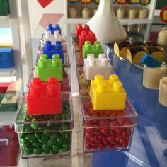 Bella Fiore Decoração de Eventos: Festa para Meninos - Tema Lego