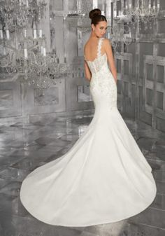 Maris Wedding Dress | Style 5575 | Morilee