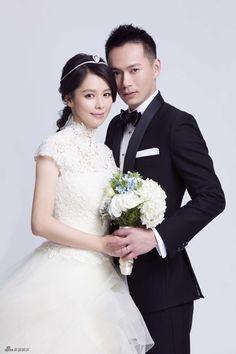 Vivian Hsu's wedding photos