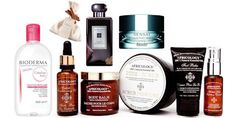 Beauty products from the best shopping spots around the world!