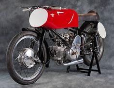 Rumi-Gobbetto Motorcycle