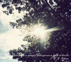 """""""El amanecer es siempre una esperanza para el hombre"""" J:R:R:Tolkien"""