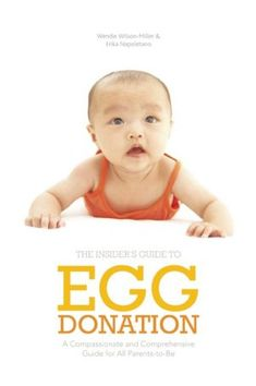 Babble.com reviews The Insider's Guide to Egg Donation (didn't we get the cutest cover art possible?!)  #infertility #fertility #ivf