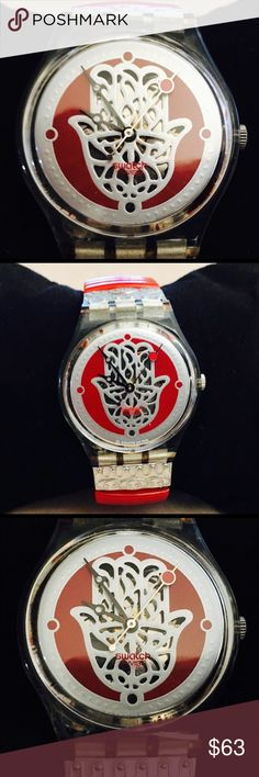 Vintage Authentic Swatch Watch sale! Reasonable offers accepted! Vintage Authentic Swatch Watch sale! MAKE ME AN OFFER!! Swatch Accessories Watches