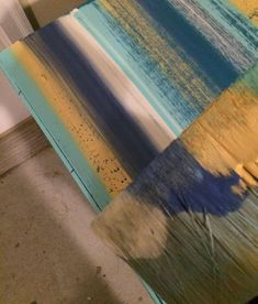 Create Your Own Unique Chalk Paint Pattern! is part of Unique furniture Painting - Love repainting furniture DIY Repainting Furniture Facelift Trick Unique Furniture, Repurposed Furniture, Shabby Chic Furniture, Rustic Furniture, Diy Furniture, Space Furniture, Bedroom Furniture, Distressed Furniture, Furniture Online