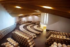 Design Wineries in Spain // From Tradition to Modernity. | +diStRito47+