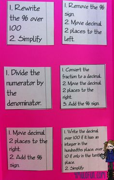 Converting Rational Numbers Center