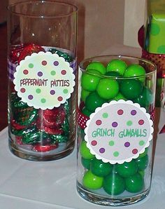 Candy Jar Labels by Amy Mattes Designs, via Flickr