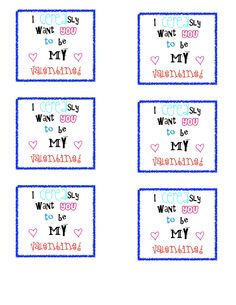 PR Friendly Mom Blogger -MomsReview4You: Cereal Valentines *free printable