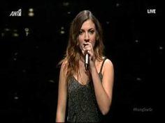 Η αντίδραση της Βανδή μόλις άκουσε παίκτρια να ερμηνεύει το νέο της τραγούδι - YouTube The Voice, Greece, The Originals, Youtube, Greece Country, Youtubers, Youtube Movies