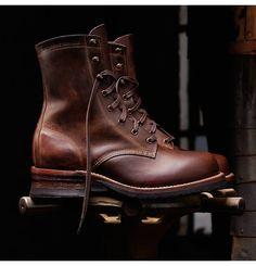 Mens Austen 1000 Mile Lacer - W05297 - Vintage Boots
