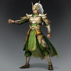 dynasty warriors 8   ma chao