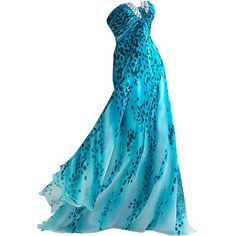 Pin by Marcia Laraia on gown   Pinterest ❤ liked on Polyvore featuring dresses, gowns, long dress, long blue evening dress, pin dress, blue ball gown, long blue dress and blue evening gown