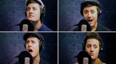 Belle- Beauty and the Beast; This is so funny/great. Nick Pitera should be a Disney princess.