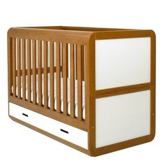 East Coast Nursery Rio Cot Bed - White