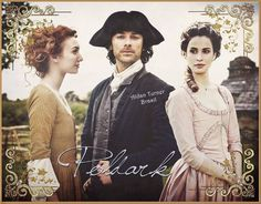 Poldark series from BBC, 2015.