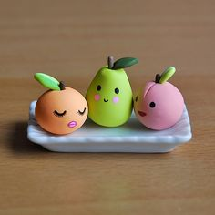 Polymer Clay Fruits --- VISIT http://stylewarez.com
