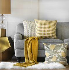 Saffron lifestyle shot by @danielstuartstu, SAMS G-7001 SALON #DesignOnHPMkt #HPMKT #softgoods #homedecor