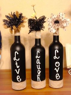 60+ Amazing DIY Wine Bottle Crafts ⋆ Crafts and DIY Ideas