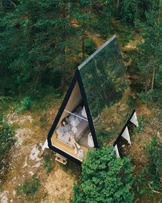 Journey to zero: the Nolla cabin Tyni House, Dome House, Tiny House Cabin, A Frame Cabin, A Frame House, Cabin Design, House Design, Cabana, Cabin Tent