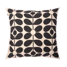 Discover the Orla Kiely Sixty Stem Poppy Cushion - 45x45cm at Amara  - LOVE Orla Kiely!