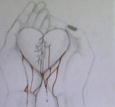 Want to recreate this with an anatomical heart....