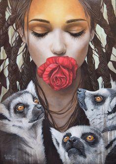 Diy Crochet Bag, Magic Women, Modern Artists, Fractal Art, Famous Artists, Beautiful Images, Female Art, Art Girl, Fantasy Art