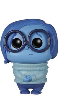 Inside Out Sadness Pop! Vinyl Figure