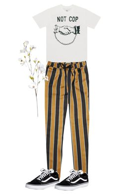 """Idk I just wanted to use these pants"" by fizzlesarah ❤ liked on Polyvore featuring UNIF, Scotch & Soda and OKA"