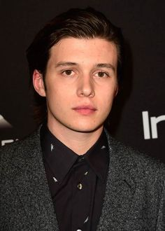 Nick Robinson during the 2016 InStyle and Warner Bros. Annual Golden Globe Awards Post-Party...