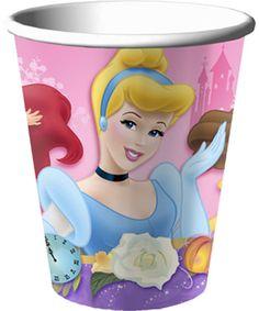 9-oz Cups - Disney's Princess Dreams