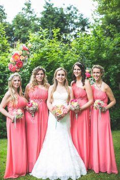 Catharina & Alexander: Frühlingsgefühle in Mint, Blush und Gold LEBENDIGE FOTOGRAFIE - HANNAH L. http://www.hochzeitswahn.de/inspirationen/catharina-alexander-fruehlingsgefuehle-in-mint-blush-und-gold/ #wedding #spring #bridesmaids
