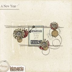 kimeric kreations: A New Year cluster to share!